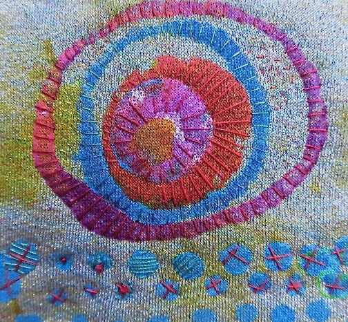 Contemporary Embroidery From Surface Design To The Stitched Mark