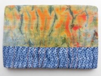 POSTCARD SALON – My Indigo Sunset Series
