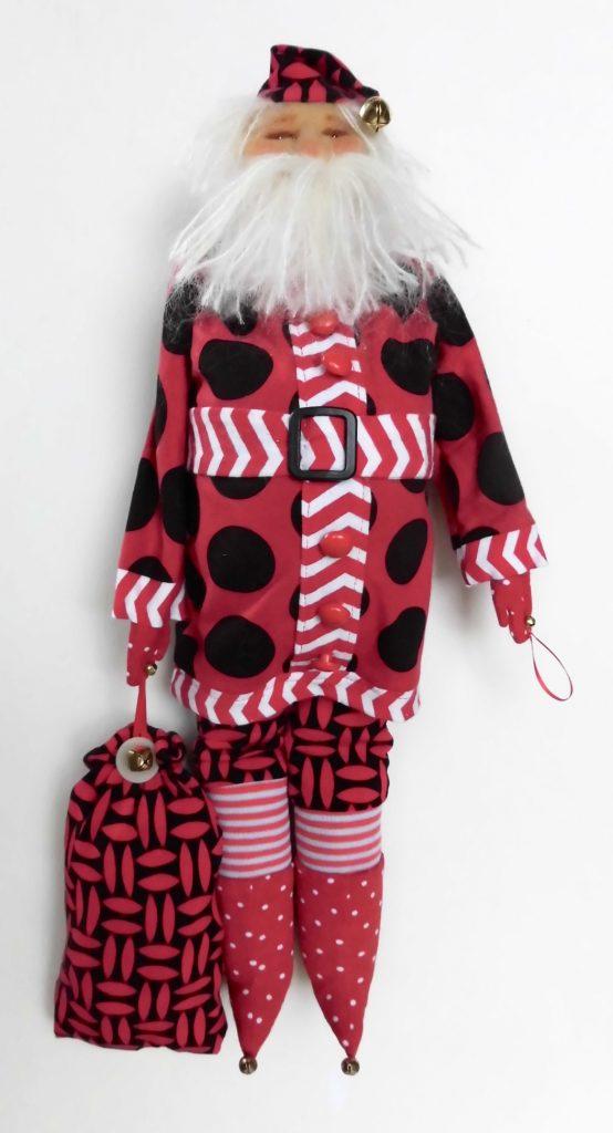 Santa Red & Black - 10-27-17A