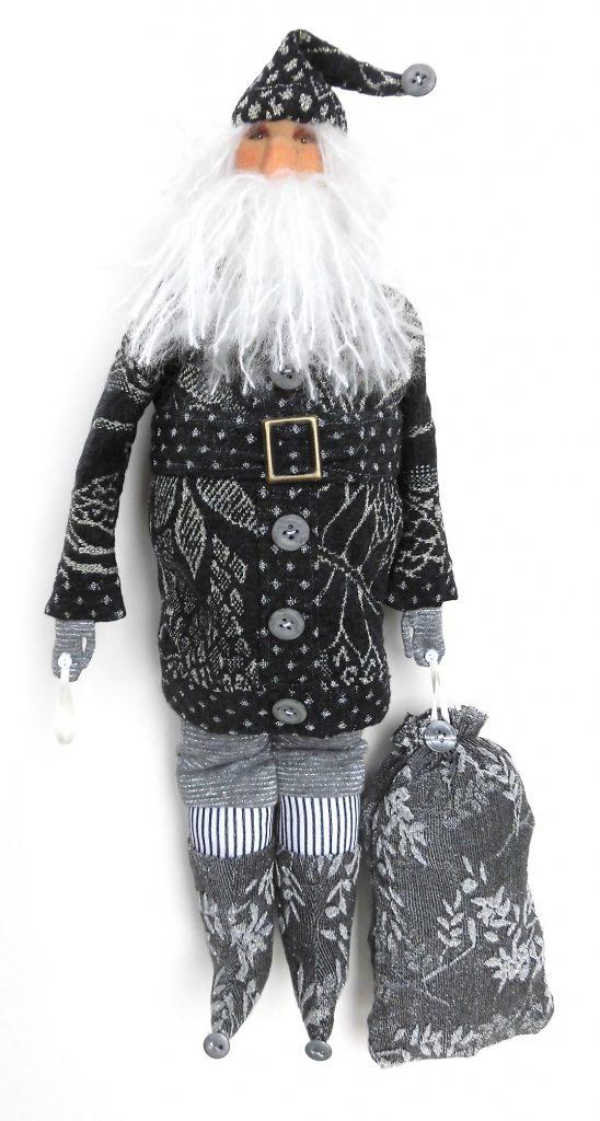 Santa by Jennifer Gould