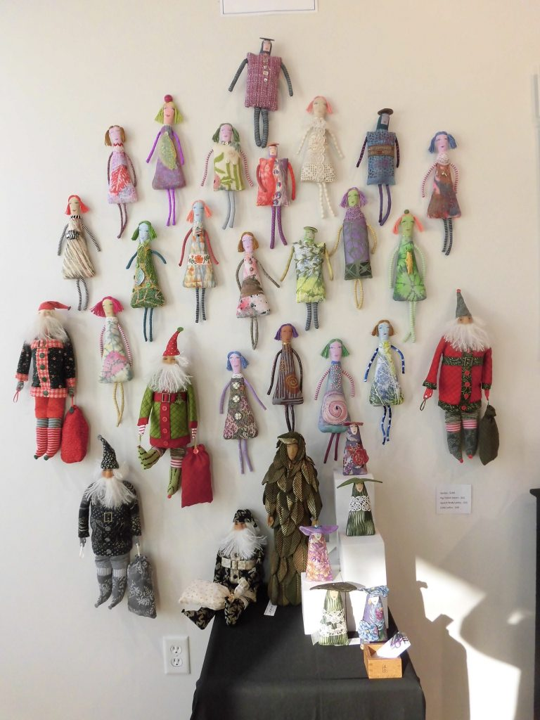 Art Dolls-by Jennifer Gould