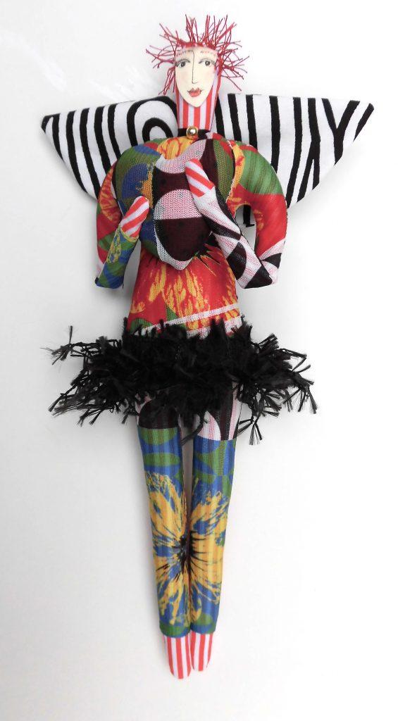 Leotard Angel - By Jennifer Gould, Grand Rapids, MI
