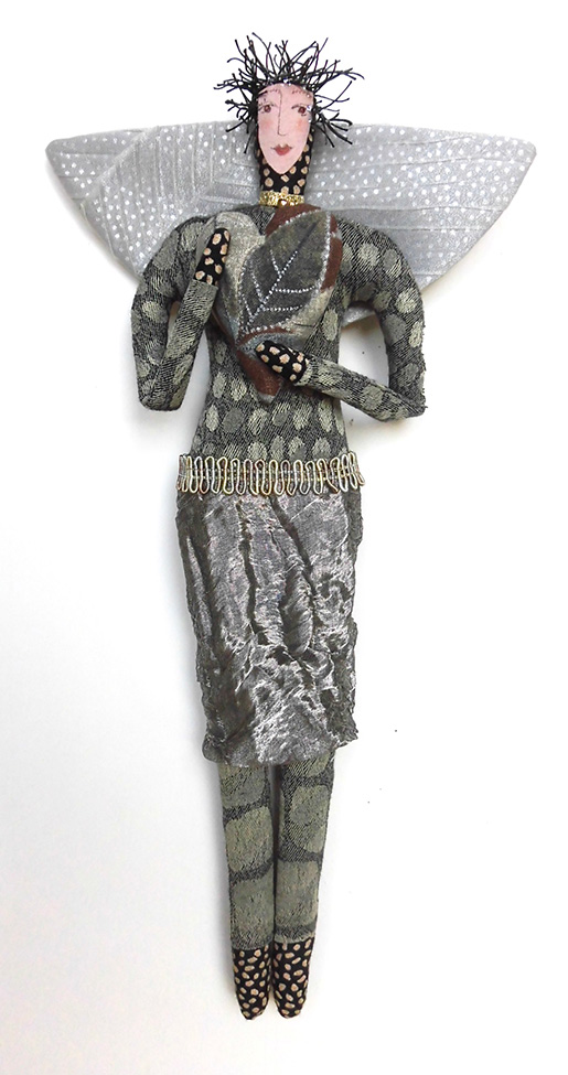 Leotard Angel by Jennifer Gould